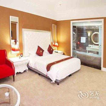 上海云悦酒店豪华行政房