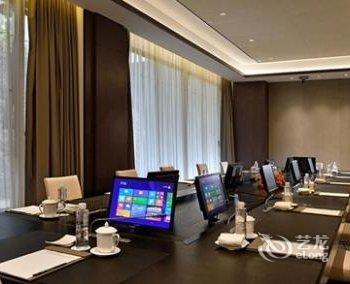 新中式禅意会议室装修效果图