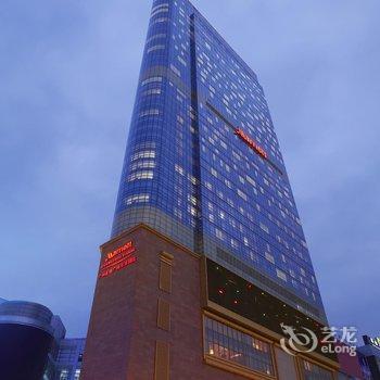 广州正佳广场万豪酒店