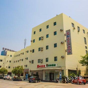 莫泰168(苏州高铁北站采莲广场店)