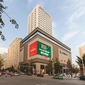 丹东汇侨希尔顿花园酒店