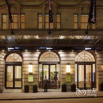 悉尼丽笙广场酒店