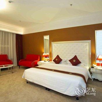 上海云悦酒店豪华大床房