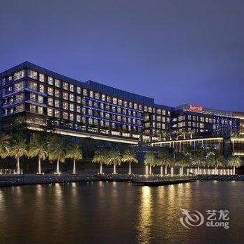 深圳欢乐海岸万豪行政公寓