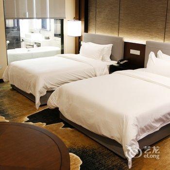 孝感乾坤国际大酒店豪华双床房