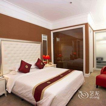 上海云悦酒店高级大床房