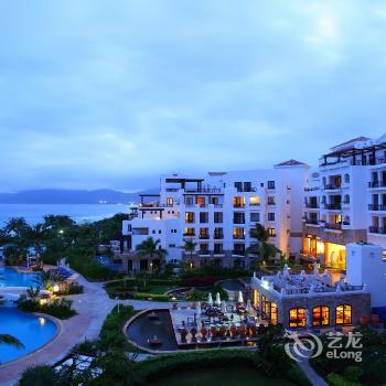 三亚亚龙湾爱琴海建国度假酒店