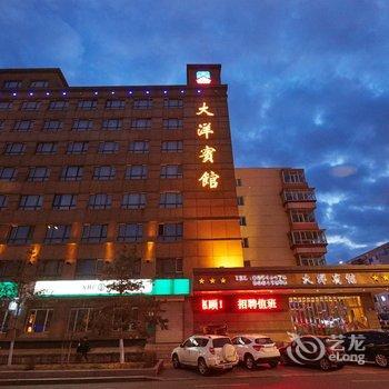 哈尔滨大洋宾馆(哈药路店)