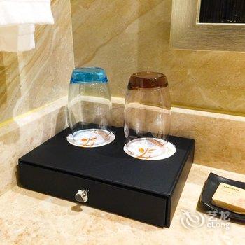珠海置地新天地酒店豪华双人房