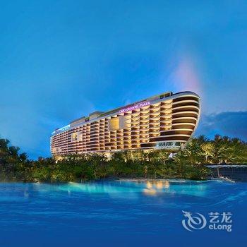 三亚海棠湾仁恒皇冠假日度假酒店