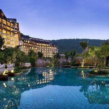 三亚亚龙湾石溪墅建国度假酒店