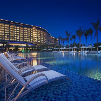 海南蓝湾绿城威斯汀度假酒店
