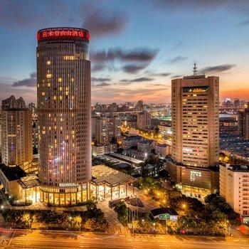 上海浦东喜来登由由大酒店