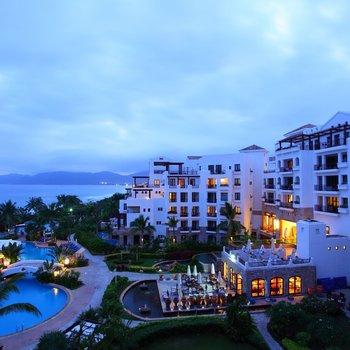 三亚亚龙湾爱琴海全套房精品度假酒店