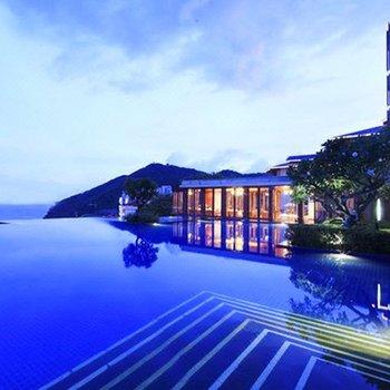 三亚半山锦江海景度假酒店(贵宾楼)