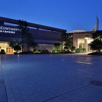 成都三岔湖长岛天堂洲际酒店