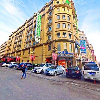 中青旅山水时尚酒店(赤壁新街口商业街店)