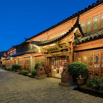 丽江常春藤度假酒店-半山