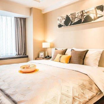 Q加·鸿季海景公寓(大连东港店)