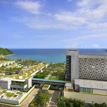三亚半山半岛洲际度假探索香港婆