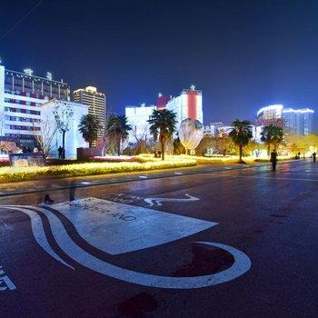 汉庭酒店(西安高新一路机场大巴店)