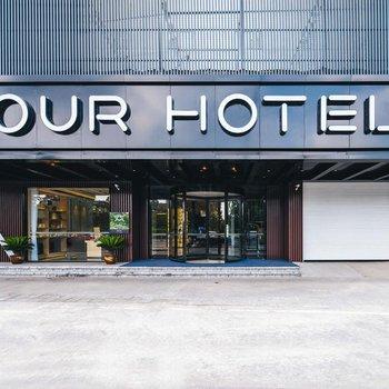 南京龙蟠路亚朵酒店