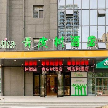 青皮树酒店(合肥瑶海区新安江路龙岗地铁站店)