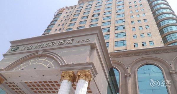 倍感舒适酒店按欧式精巧建筑风格装修