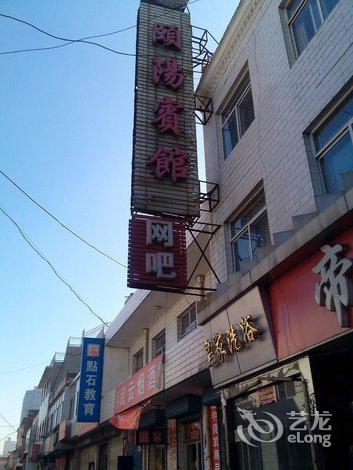 颐阳二区社区地图