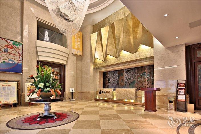 酒店 青岛市酒店  青岛途家斯维登服务公寓(丽晶御筑)