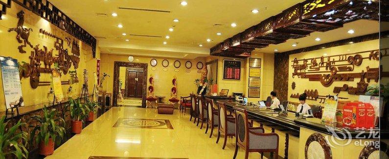 安徽银瑞林国际大酒店(合肥)图片