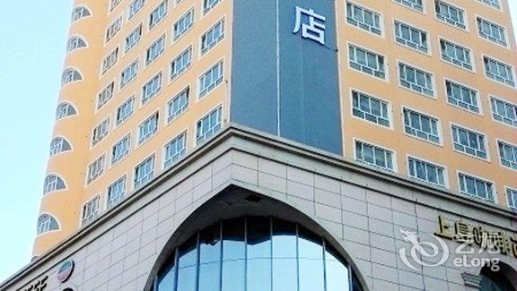 汉庭酒店 齐齐哈尔中环广场店 -龙沙区卜奎大街12号 –