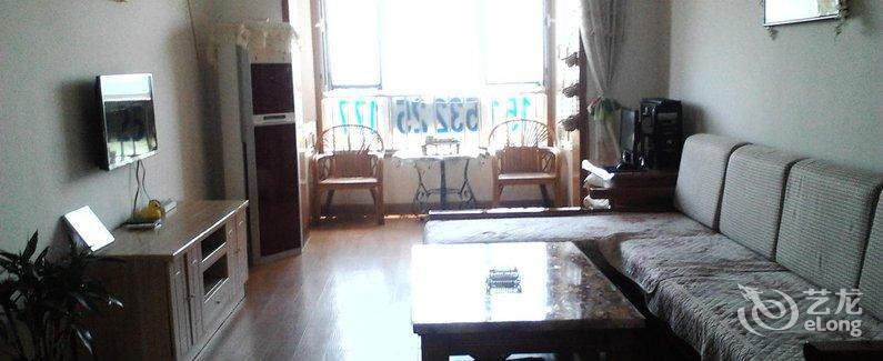 【青岛黄岛金沙滩家庭旅馆】地址:烟台前小区