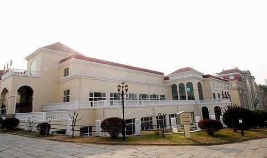 qingdao garden hotel vip house - Qingdao Garden
