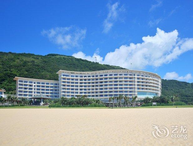 【阳江海韵戴斯度假酒店】地址:海陵岛国家海洋公园区