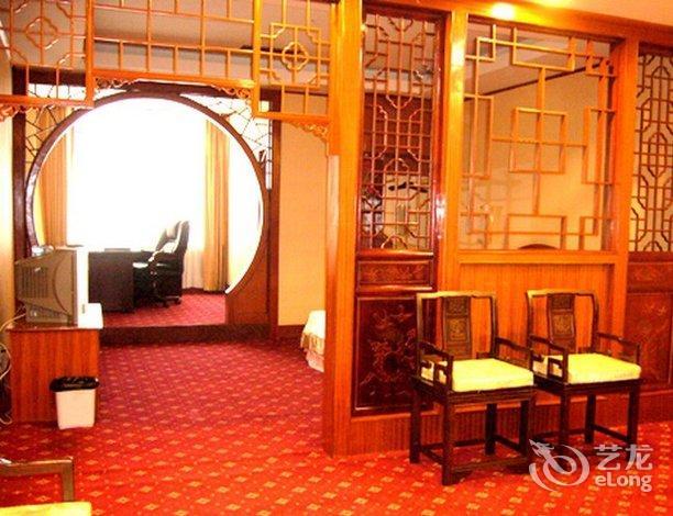枣庄微山湖又一村宾馆