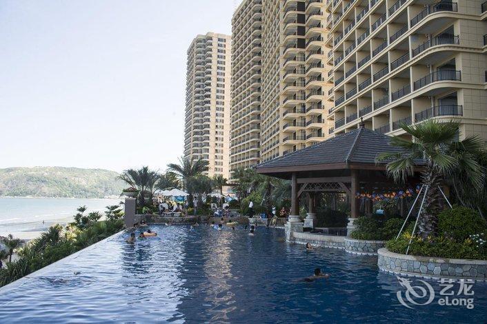 Baoan Rainbow Bay Hotel Booking Shuangyuewan Seaside Resort Gangkou Town Nianshan Penisula