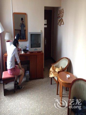 酒店 青岛市酒店  青岛惠国宾馆   可接受的信用卡