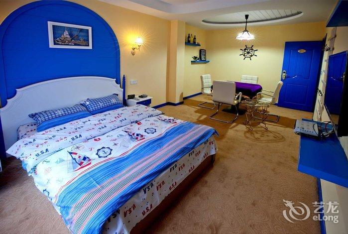 地中海主题假日酒店