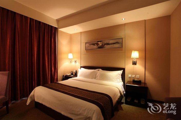 酒店 青岛市酒店  星程精品酒店(青岛海尔路会展中心店)