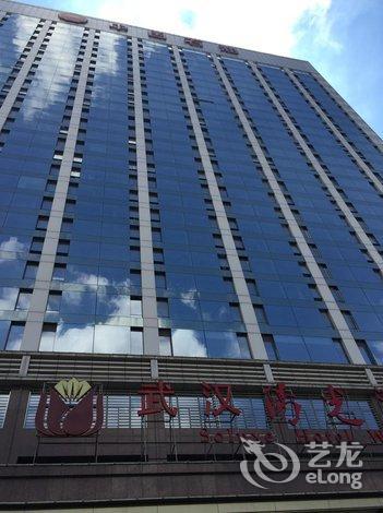 【武汉阳光酒店】地址:武汉市江汉区常青路149号