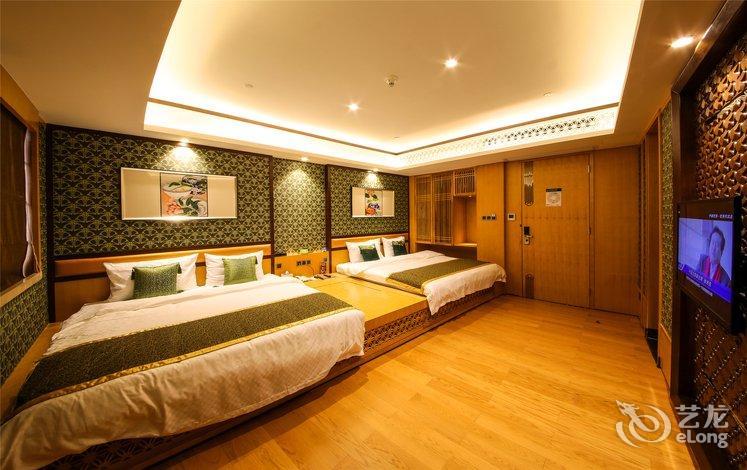 背景墙 房间 家居 酒店 设计 卧室 卧室装修 现代 装修 747_470