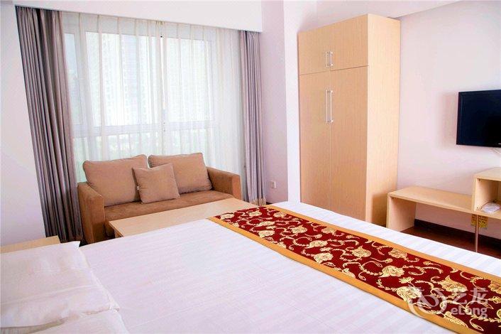 青岛都市家度假公寓(大拇指深蓝公寓店)