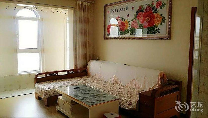 【青岛凤凰岛金沙滩海景公寓】地址:黄岛薛家岛镇