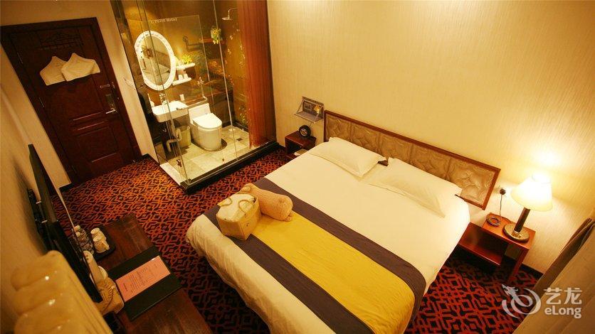 青岛爱乐创意酒店图片