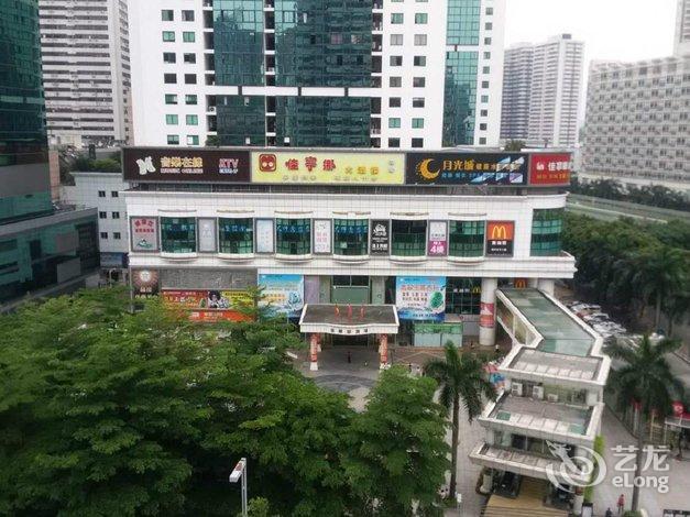 【深圳水木年华青年旅舍】地址:人民南路2011号联华9