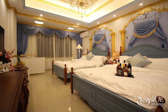 尊雅圆床房 非常感谢您选择入住宫廷壹号度假别墅