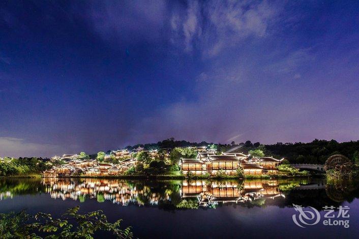 【重庆园博园巴渝客栈】 地址 : 重庆 市北部新区龙景路1