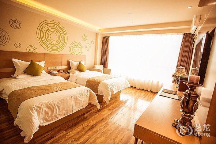 酒店 西安市酒店  格林豪泰商务酒店(大雁塔