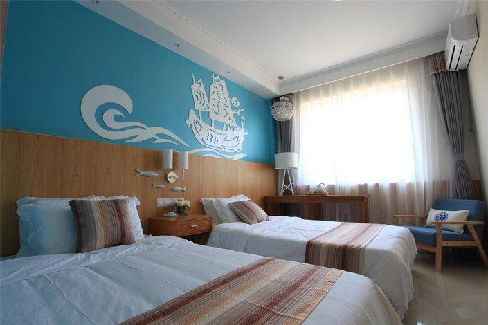 长岛月牙湾渔家墅度假酒店